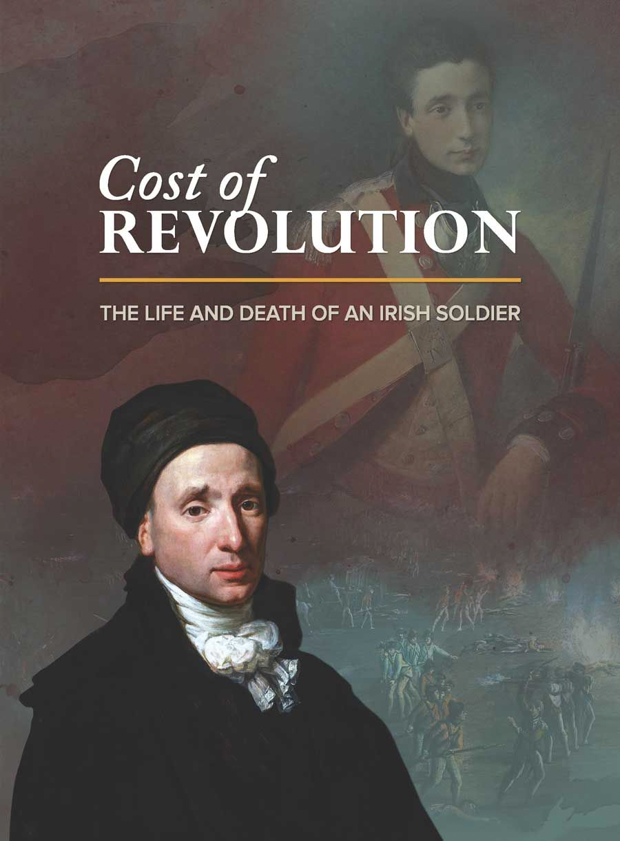 "Cover image of the book ""Cost of the Revolution"""